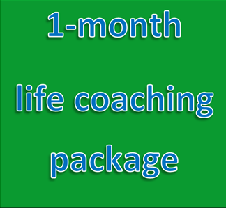 1-month-life coaching package
