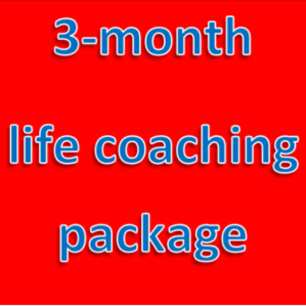 3-month life coaching package