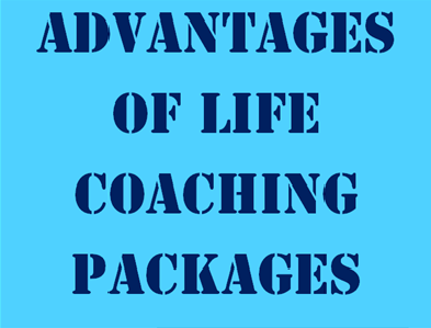 advantages of life coaching packages