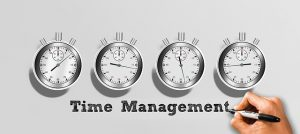 Time management coach